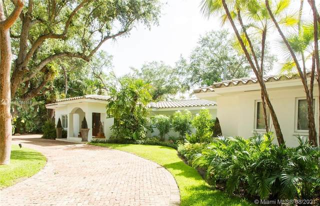 6925 Tordera St, Coral Gables, FL 33146 (MLS #A11084148) :: KBiscayne Realty