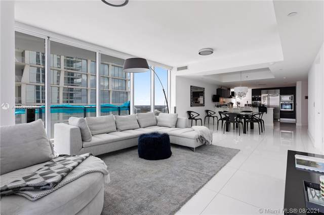 17001 Collins Ave #3801, Sunny Isles Beach, FL 33160 (MLS #A11084163) :: Castelli Real Estate Services