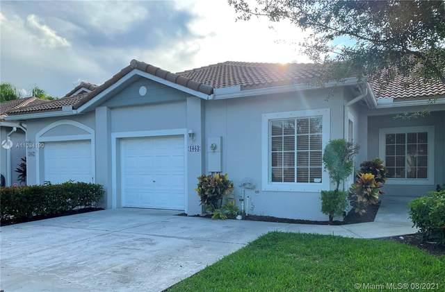 1083 SW 42nd Way #1083, Deerfield Beach, FL 33442 (MLS #A11084190) :: Castelli Real Estate Services
