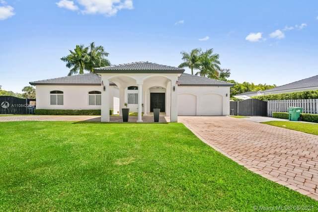 13004 SW 186th Ter, Miami, FL 33177 (MLS #A11084220) :: Castelli Real Estate Services