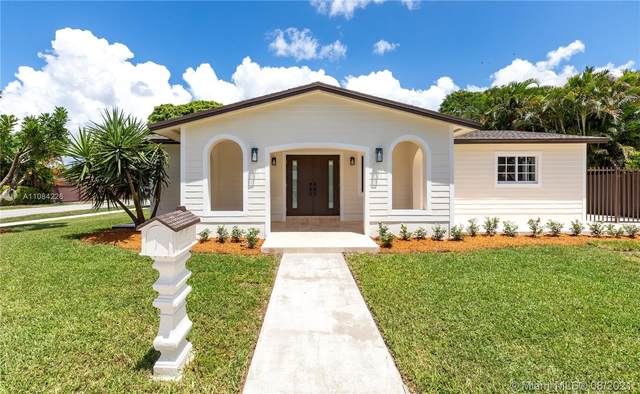 3551 SW 121st Ave, Miami, FL 33175 (MLS #A11084226) :: The Rose Harris Group