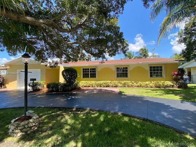 8861 Ridgeland Dr, Cutler Bay, FL 33157 (MLS #A11084241) :: Onepath Realty - The Luis Andrew Group