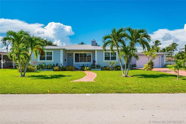 2630 Jackson St, Hollywood, FL 33020 (MLS #A11084278) :: The Pearl Realty Group