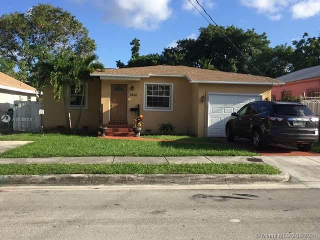 2810 SW 16th Ter, Miami, FL 33145 (MLS #A11084301) :: GK Realty Group LLC