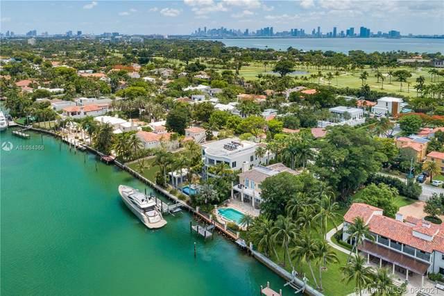 5785 Pine Tree Dr, Miami Beach, FL 33140 (MLS #A11084366) :: CENTURY 21 World Connection