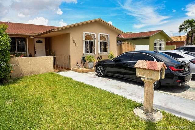 1321 W 37th St E, Hialeah, FL 33012 (MLS #A11084379) :: Douglas Elliman
