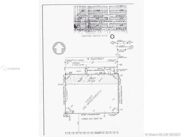 210 W 22 ST, Hialeah, FL 33010 (MLS #A11084413) :: Green Realty Properties