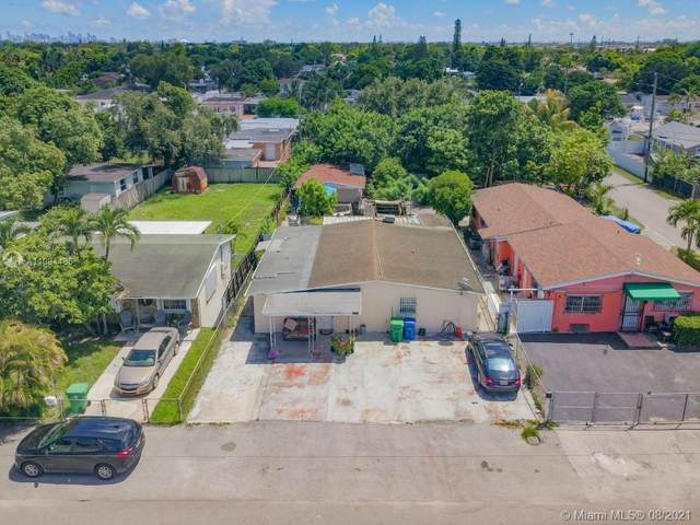 3440 NW 102nd St, Miami, FL 33147 (MLS #A11084486) :: CENTURY 21 World Connection
