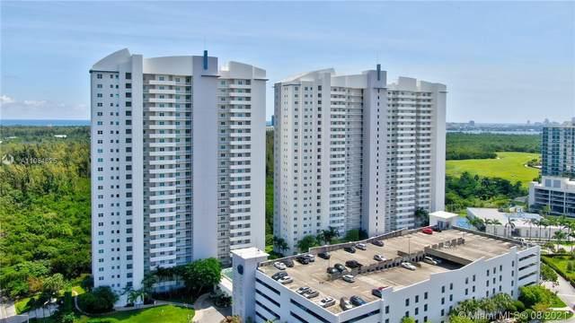 15051 Royal Oaks Ln #1006, North Miami, FL 33181 (MLS #A11084625) :: Berkshire Hathaway HomeServices EWM Realty