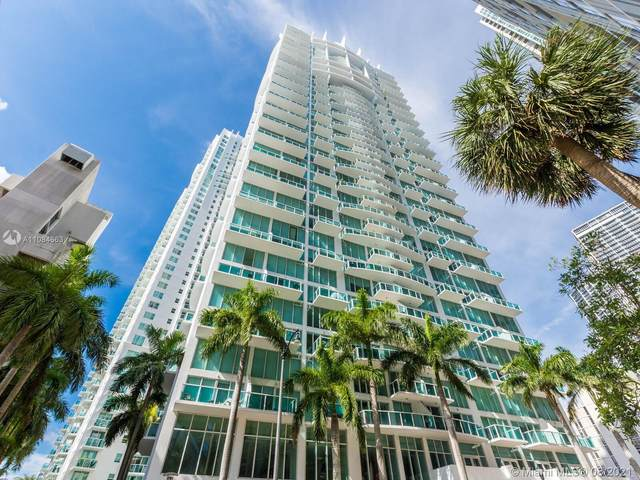 41 SE 5th St #2001, Miami, FL 33131 (MLS #A11084663) :: GK Realty Group LLC