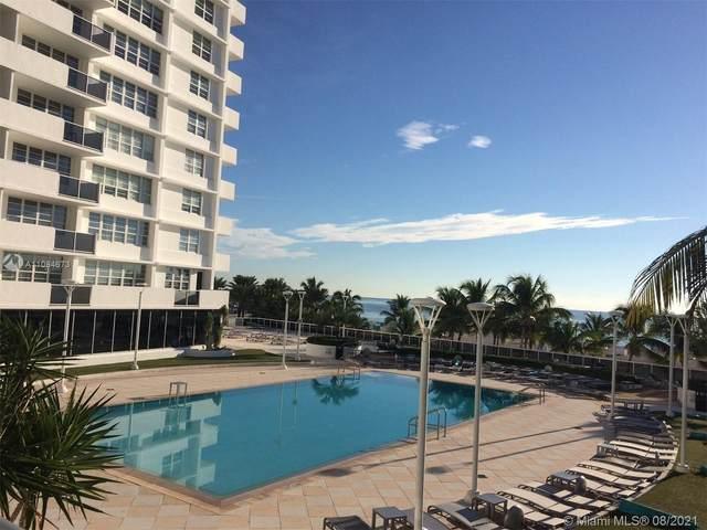 100 Lincoln Rd #339, Miami Beach, FL 33139 (MLS #A11084673) :: Berkshire Hathaway HomeServices EWM Realty