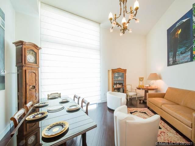 1900 N Bayshore Dr #809, Miami, FL 33132 (MLS #A11084708) :: Castelli Real Estate Services