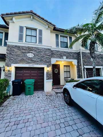 16440 SW 42nd Ter, Miami, FL 33185 (MLS #A11084824) :: ONE   Sotheby's International Realty