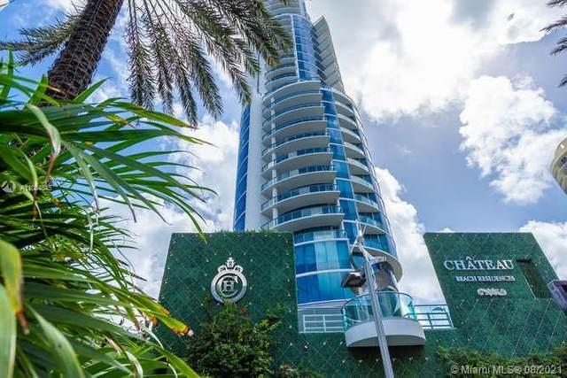 17475 Collins Ave #1503, Sunny Isles Beach, FL 33160 (MLS #A11084845) :: Berkshire Hathaway HomeServices EWM Realty