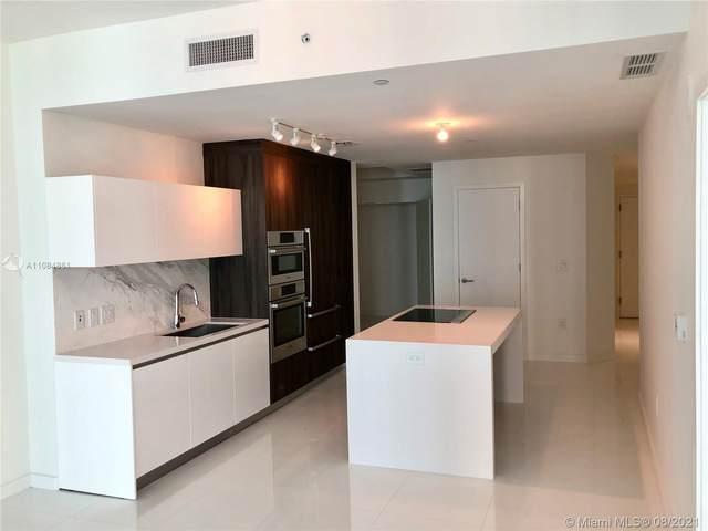 851 NE 1st Ave #2705, Miami, FL 33132 (MLS #A11084861) :: GK Realty Group LLC