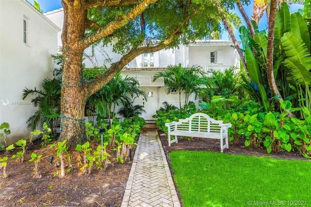 5725 N Bay Rd, Miami Beach, FL 33140 (MLS #A11084888) :: ONE | Sotheby's International Realty
