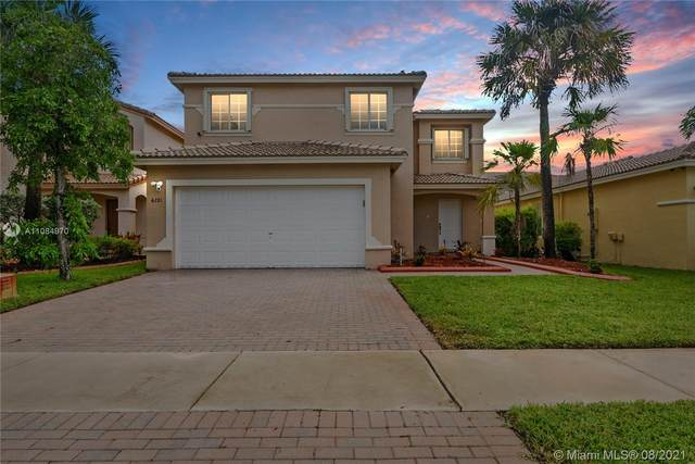 4281 SW 133rd Ln, Miramar, FL 33027 (MLS #A11084970) :: The Pearl Realty Group