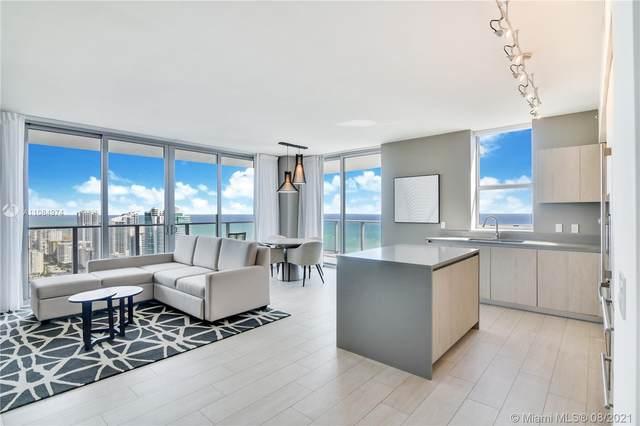 4010 S Ocean Dr R2501, Hollywood, FL 33019 (MLS #A11084974) :: Berkshire Hathaway HomeServices EWM Realty