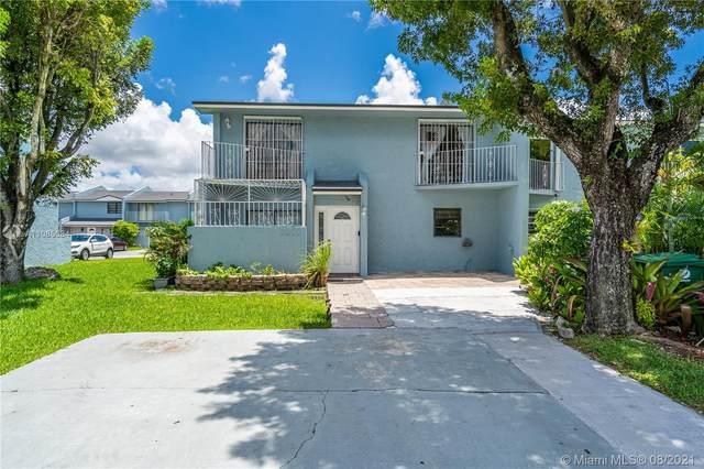 3860 SW 107th Ave 1-11, Miami, FL 33165 (MLS #A11085084) :: Castelli Real Estate Services