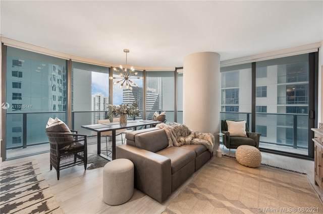 55 SW 9th St #1408, Miami, FL 33130 (MLS #A11085147) :: Prestige Realty Group