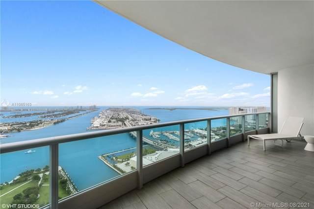 900 Biscayne Blvd #5406, Miami, FL 33132 (MLS #A11085163) :: GK Realty Group LLC