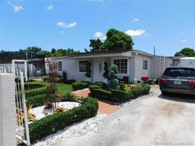 3530 NW 98th St, Miami, FL 33147 (MLS #A11085245) :: CENTURY 21 World Connection