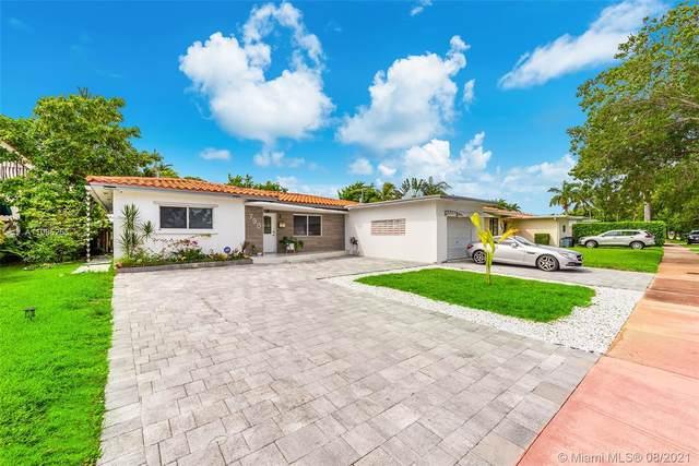 790 N Shore Dr, Miami Beach, FL 33141 (MLS #A11085265) :: KBiscayne Realty