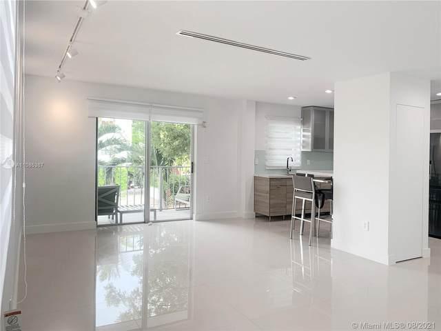 750 Michigan Ave #201, Miami Beach, FL 33139 (#A11085367) :: Dalton Wade
