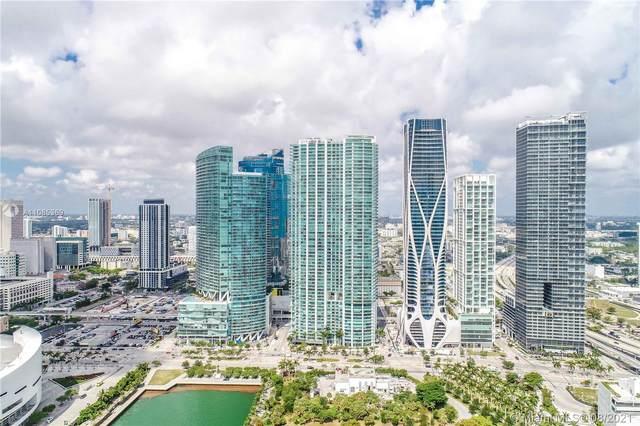 900 Biscayne Blvd #5010, Miami, FL 33132 (MLS #A11085369) :: GK Realty Group LLC