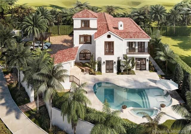 2800 Prairie Ave, Miami Beach, FL 33140 (MLS #A11085403) :: The Pearl Realty Group
