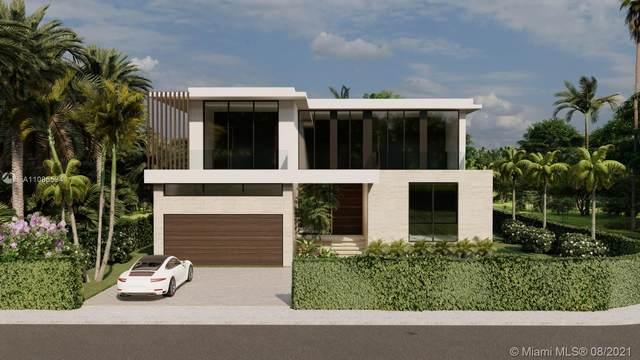 8714 Byron Ave, Surfside, FL 33154 (MLS #A11085534) :: Green Realty Properties