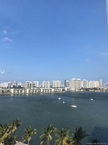 17301 Biscayne Blvd #908, North Miami Beach, FL 33160 (MLS #A11085540) :: Castelli Real Estate Services