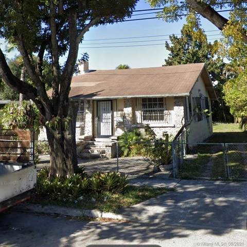 1053 NW 28th St, Miami, FL 33127 (MLS #A11085545) :: Berkshire Hathaway HomeServices EWM Realty
