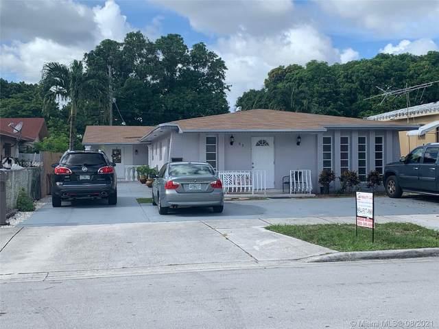65 E 13th St, Hialeah, FL 33010 (MLS #A11085596) :: KBiscayne Realty