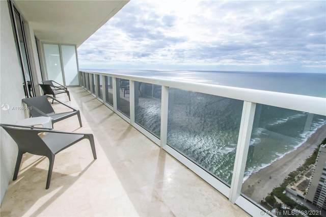 1830 S Ocean Dr #4903, Hallandale Beach, FL 33009 (MLS #A11085610) :: Berkshire Hathaway HomeServices EWM Realty