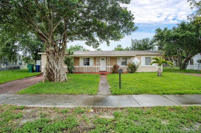15901 NW 17th Ct, Miami Gardens, FL 33054 (MLS #A11085613) :: Onepath Realty - The Luis Andrew Group