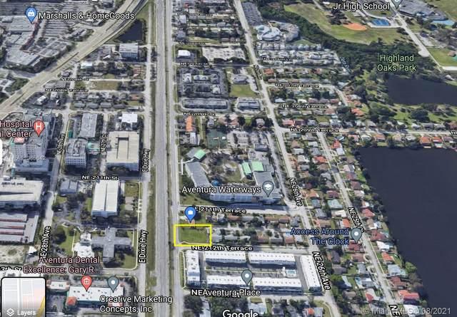 W Dixie Hwy, Miami, FL 33180 (MLS #A11085642) :: Green Realty Properties