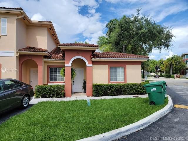 8440 SW 150th Ave #7, Miami, FL 33193 (MLS #A11085654) :: Castelli Real Estate Services