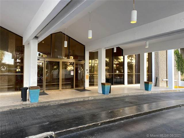 5601 Collins Ave #621, Miami Beach, FL 33140 (MLS #A11085666) :: Green Realty Properties