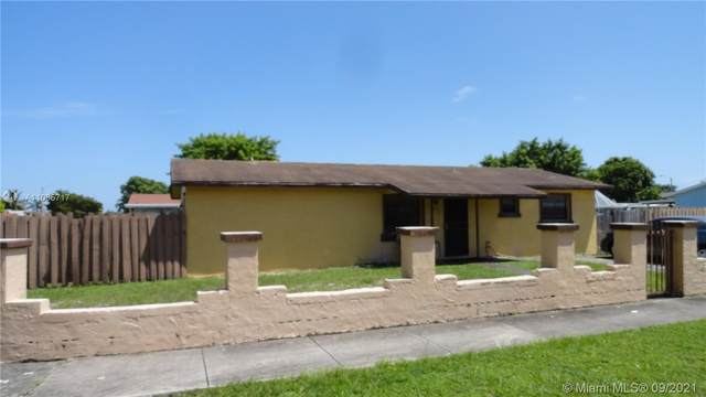 19291 NW 34th Ave, Miami Gardens, FL 33056 (MLS #A11085717) :: Equity Realty
