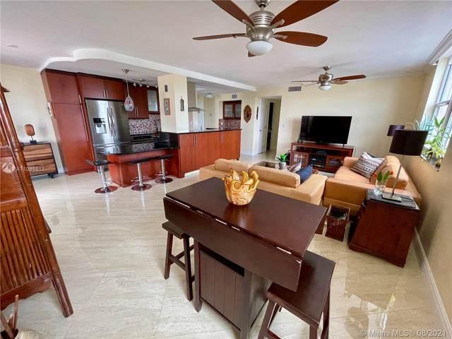 2881 NE 33rd Ct 5D, Fort Lauderdale, FL 33306 (#A11085811) :: Dalton Wade