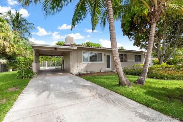 12501 SW 84th Avenue Rd, Miami, FL 33156 (#A11085973) :: Posh Properties