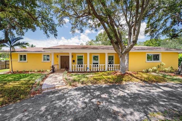 16400 SW 80th Ave, Palmetto Bay, FL 33157 (MLS #A11086027) :: The Rose Harris Group