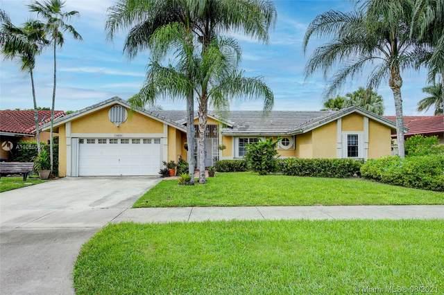 14521 SW 162nd St, Miami, FL 33177 (MLS #A11086069) :: Rivas Vargas Group