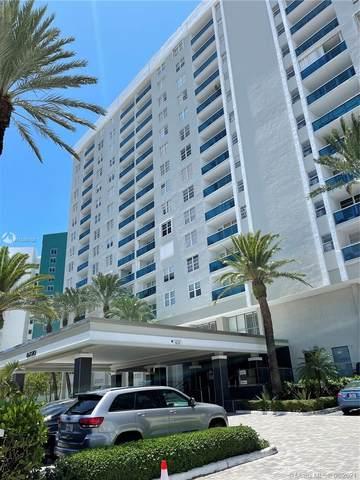6770 Indian Creek Dr 11B, Miami Beach, FL 33141 (MLS #A11086106) :: Castelli Real Estate Services