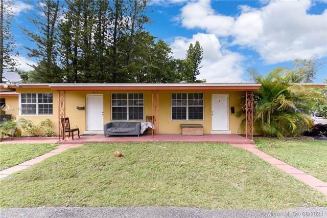 204 SE 4th St, Hallandale Beach, FL 33009 (MLS #A11086113) :: Green Realty Properties
