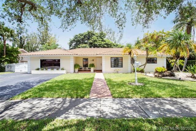 8505 SW 81st Ter, Miami, FL 33143 (MLS #A11086121) :: The Rose Harris Group