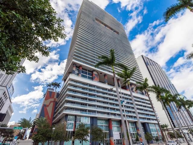 50 Biscayne Blvd #1811, Miami, FL 33132 (MLS #A11086125) :: The MPH Team