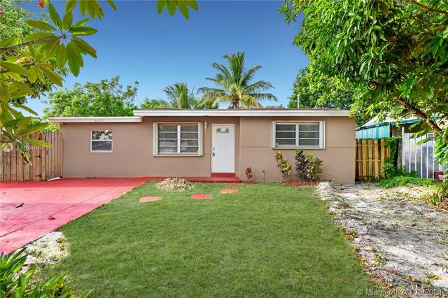6409 SW 21st St, Miramar, FL 33023 (MLS #A11086195) :: Douglas Elliman