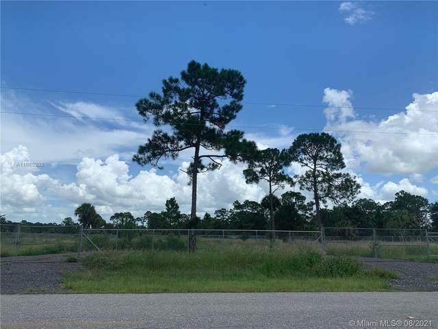 845 S Cabbage Palm St, Clewiston, FL 33440 (MLS #A11086202) :: Douglas Elliman